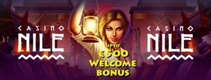 casino nile bonus