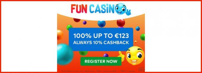 fun casino euro bonus