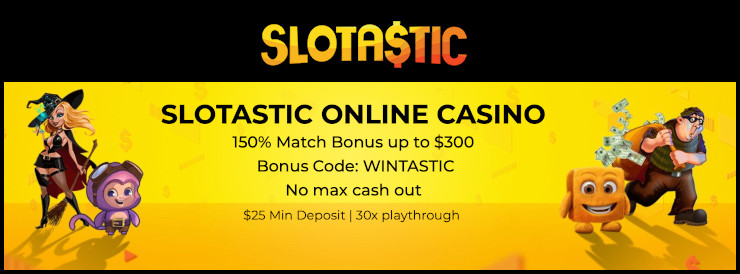 slotastic casino offer